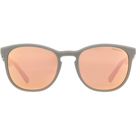 Red Bull SPECT Steady Lunettes de soleil, warm grey/brown-peach